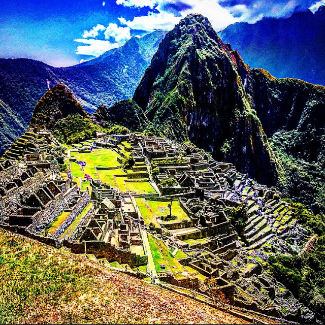 Machu Picchu and Lake Titicaca