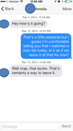Messing with People on Tinder