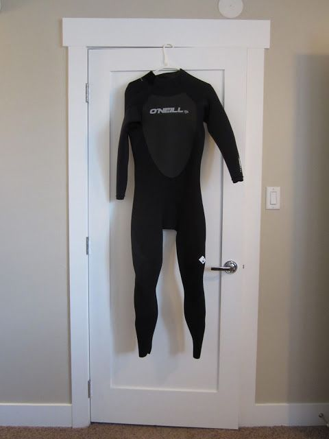 Drowning in a Wet Suit